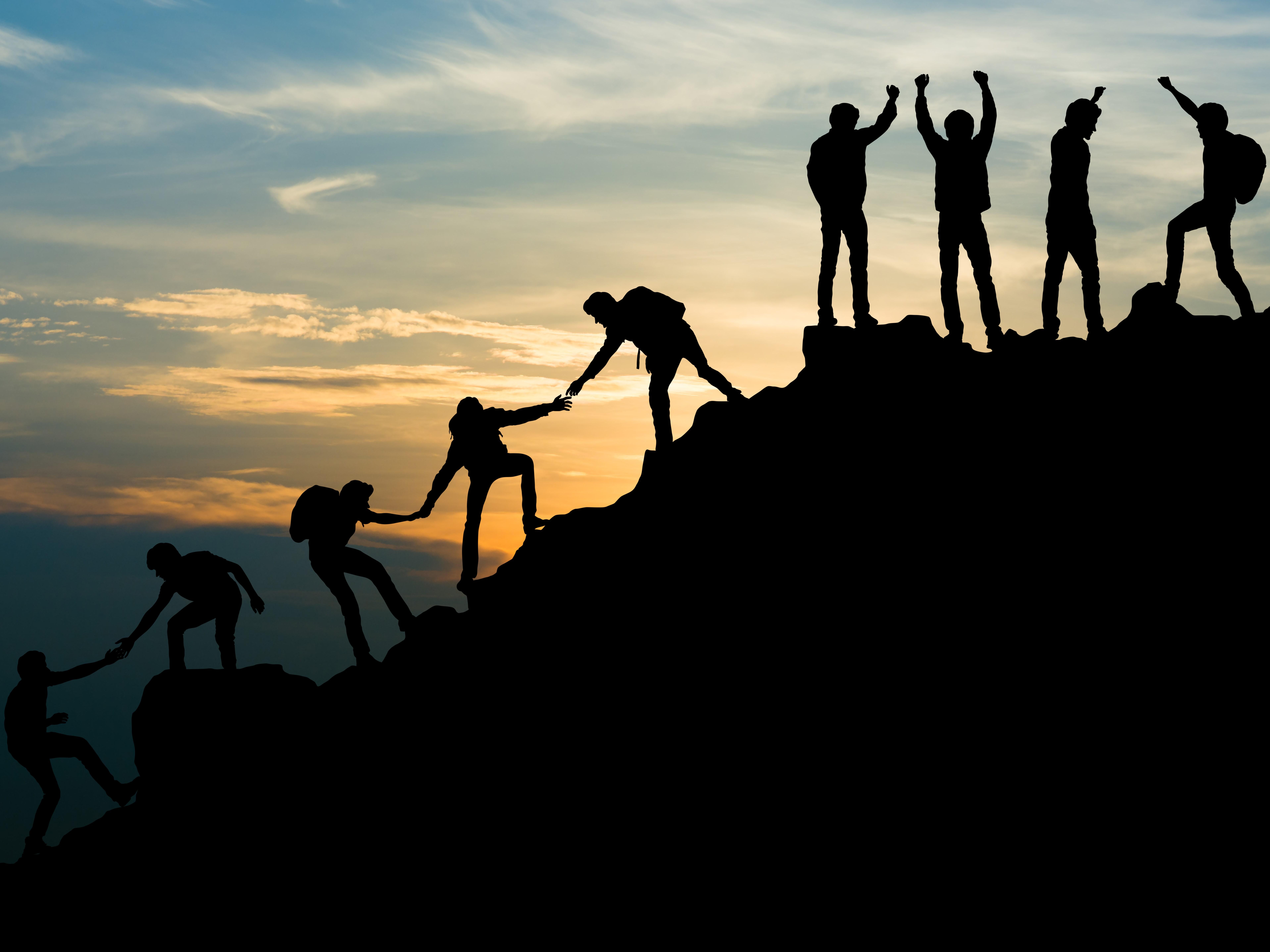 bereik de top met young professionals van ORMIT