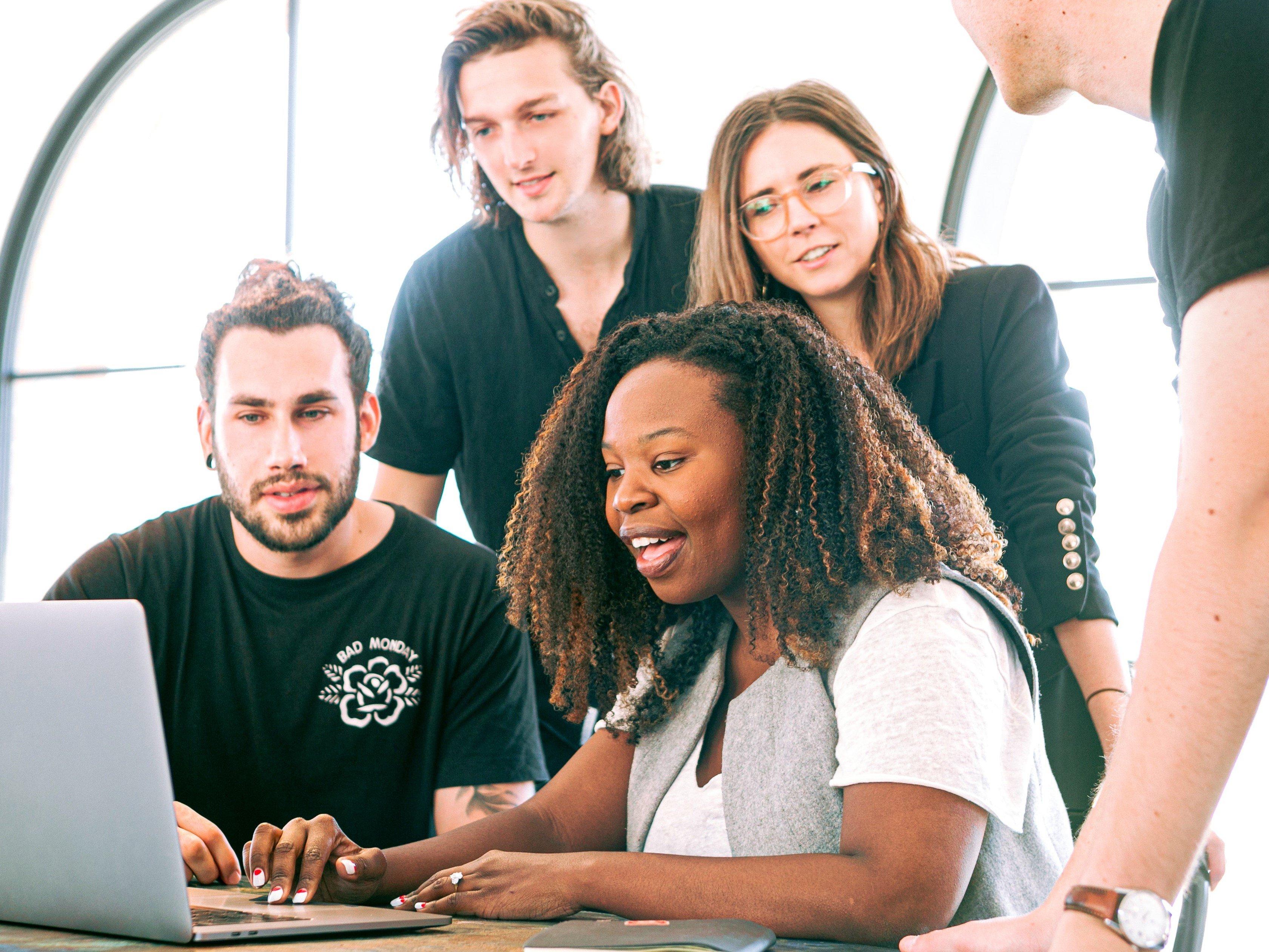 samenwerken team ormit divers